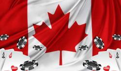 drapeau canada jetons